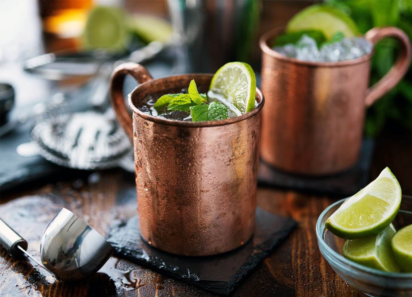 Moscato Mule