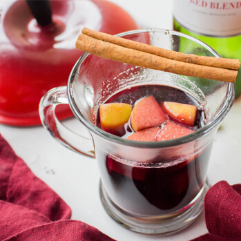 Mulled Wine Mocktail