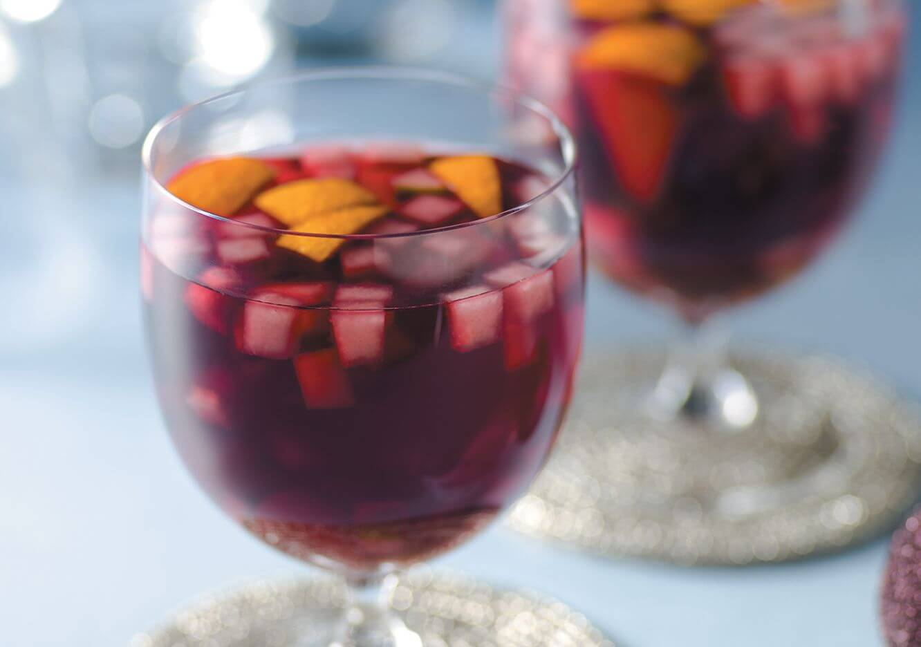 Winter's Chill Mocktail