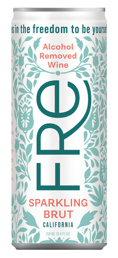 Fre 250mL Can Sparkling Brut